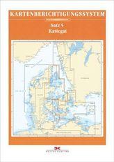 Delius Klasing-Sportbootkarten Kattegat, Berichtigung, Planokarte