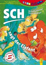 Sch, sagt der Elefant