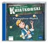 Ein Fall für Kwiatkowski - Doppeltes Spiel, Audio-CD