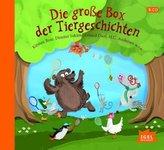Die große Box der Tiergeschichten, 1 Audio-CD