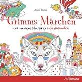 Grimms Märchen und andere Klassiker zum Ausmalen