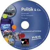 9./10. Jahrgangsstufe, Lehrermaterial, CD-ROM