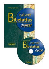Calwer Bibelatlas digital, 1 CD-ROM