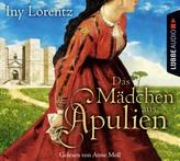 Das Mädchen aus Apulien, 6 Audio-CDs