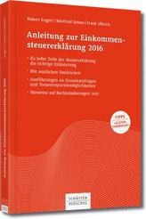 Anleitung zur Einkommensteuererklärung 2016