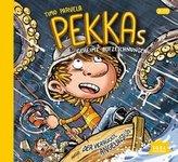 Pekkas geheime Aufzeichnungen - Der verrückte Angelausflug, 1 Audio-CD