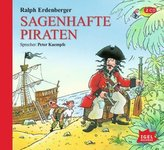 Sagenhafte Piraten, Audio-CD