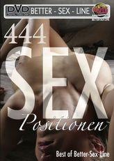 444 Sex-Positionen, DVD