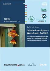 Forum Altbausanierung. Bd.10
