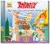 Asterix bei den Olympischen Spielen, 1 Audio-CD