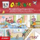Ohrenbär - Die schönsten Familiengeschichten, Audio-CD