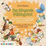 Das klingende Frühlingsfest, Audio-CD
