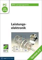 Leistungselektronik, 1 CD-ROM
