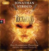 Lockwood & Co. - Das Flammende Phantom, 2 MP3-CDs
