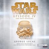 Star Wars(TM) - Episode IV - Eine neue Hoffnung, 1 MP3-CD