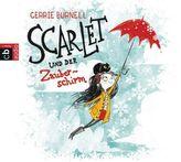 Scarlet und der Zauberschirm, 1 Audio-CD. Tl.1