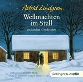 Weihnachten im Stall und andere Geschichten, 1 Audio-CD