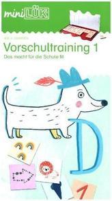 Vorschultraining. Bd.1