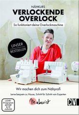 Makerist DVD 'Overlock'