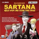 Sartana - noch warm und schon Sand drauf, 2 Audio-CDs