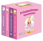 Prinzessinnen-Geschichten, 4 Bde.