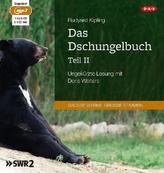 Das Dschungelbuch, MP3-CD. Tl.2