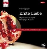 Erste Liebe, 1 MP3-CD
