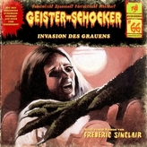 Geister-Schocker - Invasion des Grauens, 1 Audio-CD