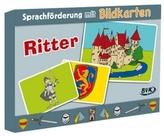 Sprachförderung mit Bildkarten 'Ritter'