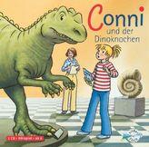 Meine Freundin Conni, Conni und der Dinoknochen, 1 Audio-CD