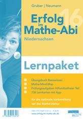 Erfolg im Mathe-Abi 2016 - Lernpaket Niedersachsen