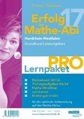 Erfolg im Mathe-Abi 2017 Lernpaket Pro Nordrhein-Westfalen Grundkurs/Leistungskurs