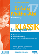 Erfolg im Mathe-Abi 2017 Lernpaket Klassik Brandenburg