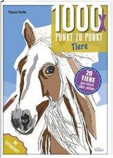 1000x Punkt zu Punkt: Tiere