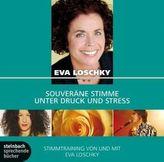 Souveräne Stimme unter Druck und Stress, 1 Audio-CD