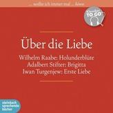 Über die Liebe, 6 Audio-CDs