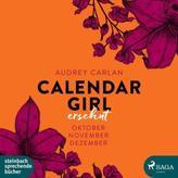 Calendar Girl - Ersehnt, MP3-CD