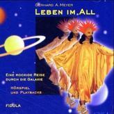 Leben im All, 1 Audio-CD
