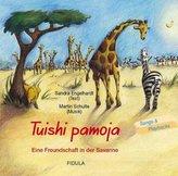 Tuishi Pamoja, 1 Audio-CD