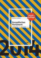 Kürschners Handbuch Europäisches Parlament 8. Wahlperiode, Vorabauflage