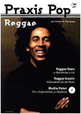 Praxis Pop: Reggae, m. Audio-CD