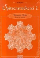 Spitzenstrickerei. Bd.2