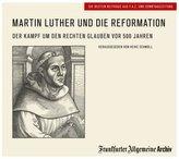 Martin Luther und die Reformation, 2 Audio-CDs