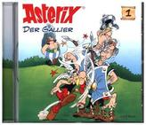 Asterix der Gallier, 1 Audio-CD