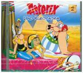 Asterix & Cleopatra, 1 Audio-CD