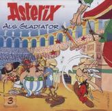 Asterix als Gladiator, 1 Audio-CD