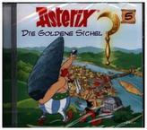 Asterix - Die Goldene Sichel, 1 Audio-CD