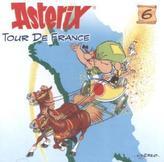 Asterix - Tour de France, 1 Audio-CD