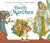 Hauffs Märchen, 4 Audio-CDs