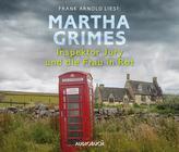 Inspektor Jury und die Frau in Rot, 6 Audio-CDs